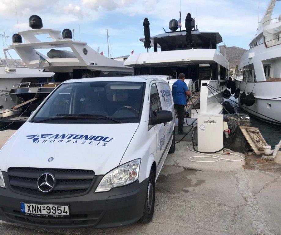 Αποφράξεις πλοίων, 4 συμβουλές για την αποφυγή των προβλημάτων στη θάλασσα